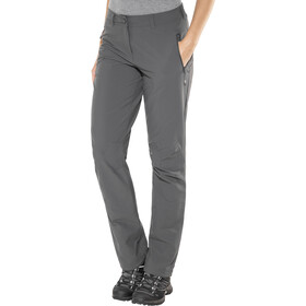 Schöffel Engadin Pants Women Regular charcoal